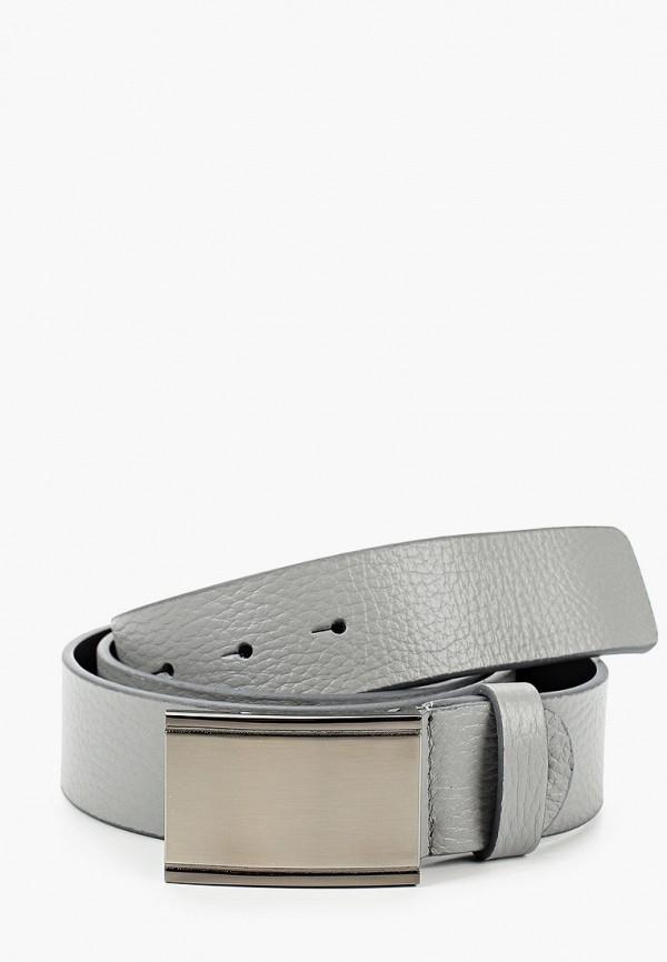 женский ремень olio rosti, серый
