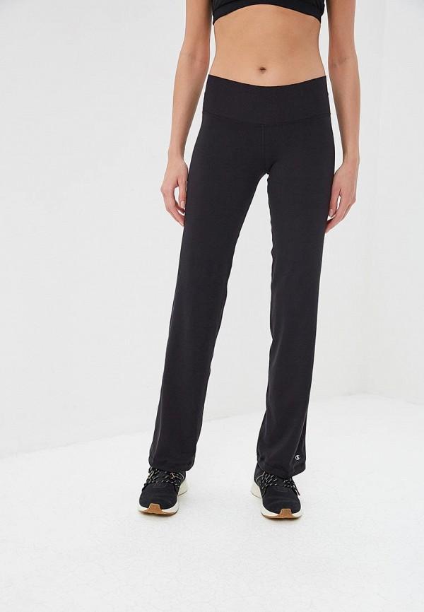 женские спортивные спортивные брюки champion, черные