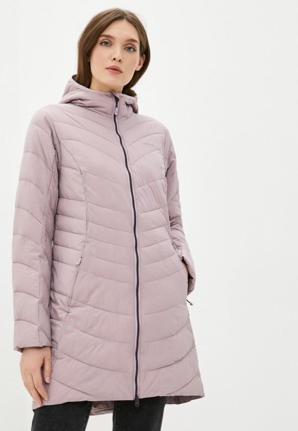 женская утепленные куртка merrell, фиолетовая