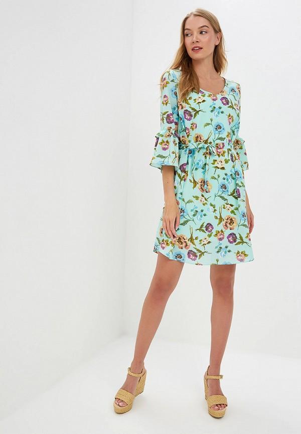 Платье Likadis цвет бирюзовый  Фото 2