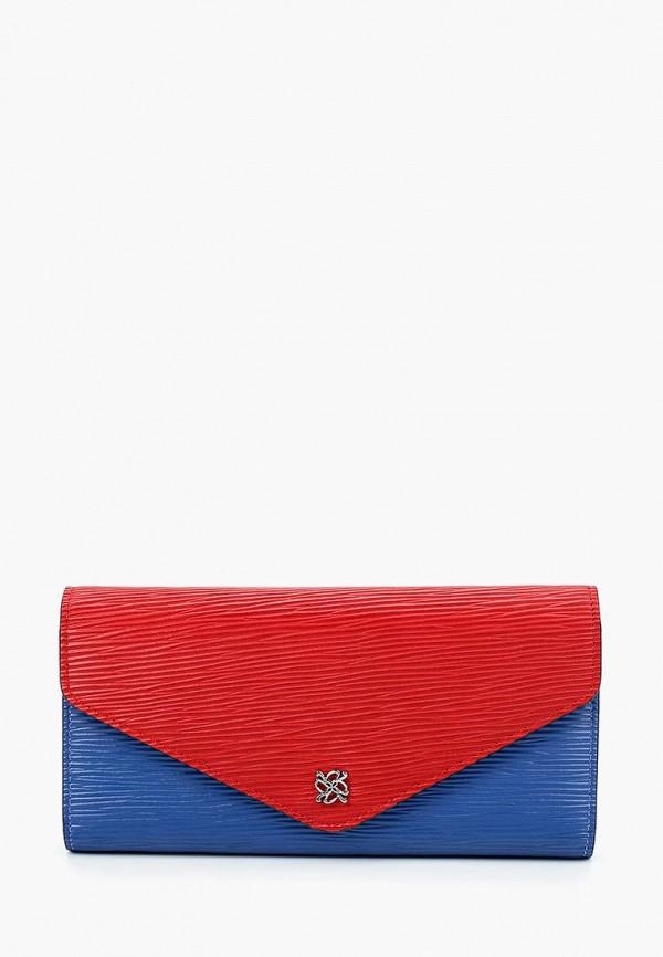женский кошелёк vitacci, синий