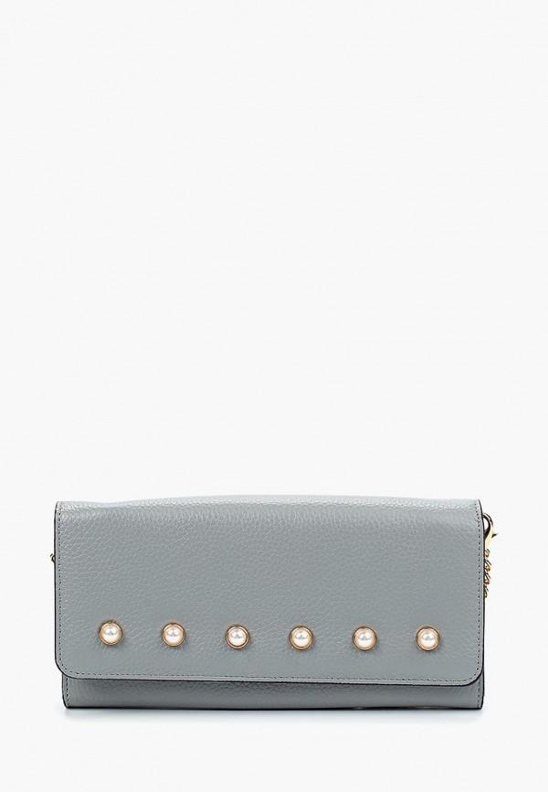 женский кошелёк vitacci, голубой
