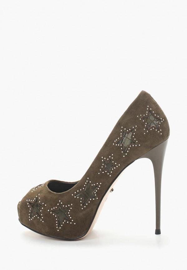 женские туфли vitacci, хаки