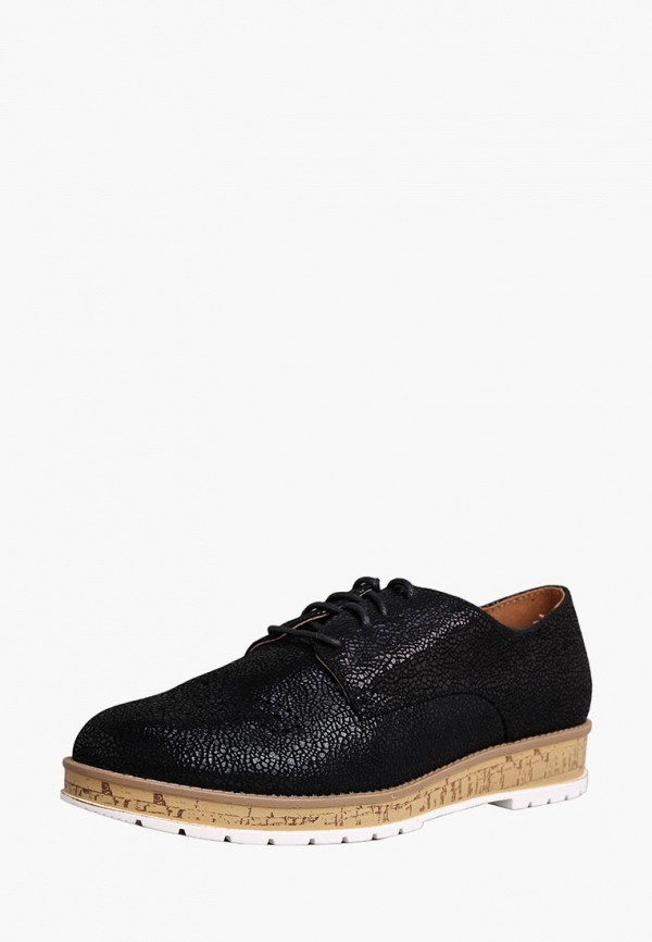 Купить Ботинки T.Taccardi, mp002xw13i3l, черный, Весна-лето 2018