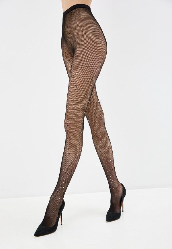 женские колготки la cabaret, черные