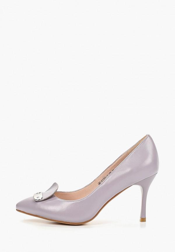 Фото - Туфли Madella фиолетового цвета