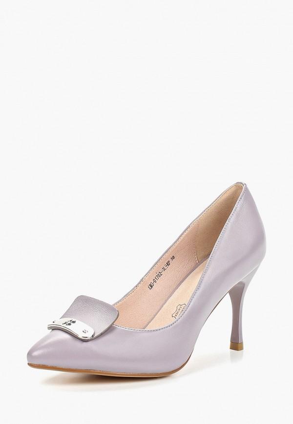 Фото 2 - Туфли Madella фиолетового цвета