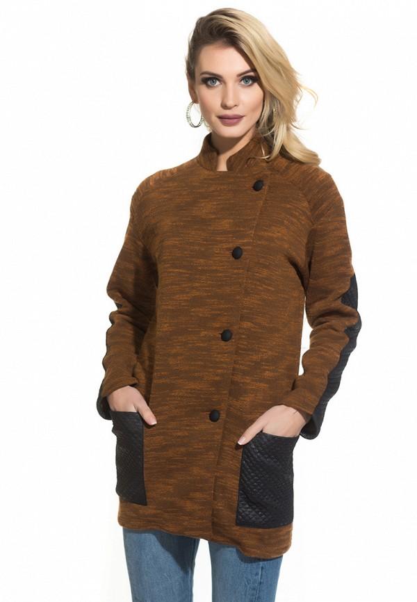 Пальто Gloss Gloss MP002XW13KFP юбка quelle gloss 1020084