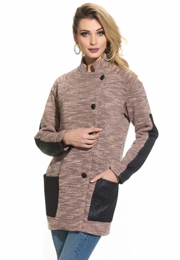 Пальто Gloss Gloss MP002XW13KFR юбка quelle gloss 1020084