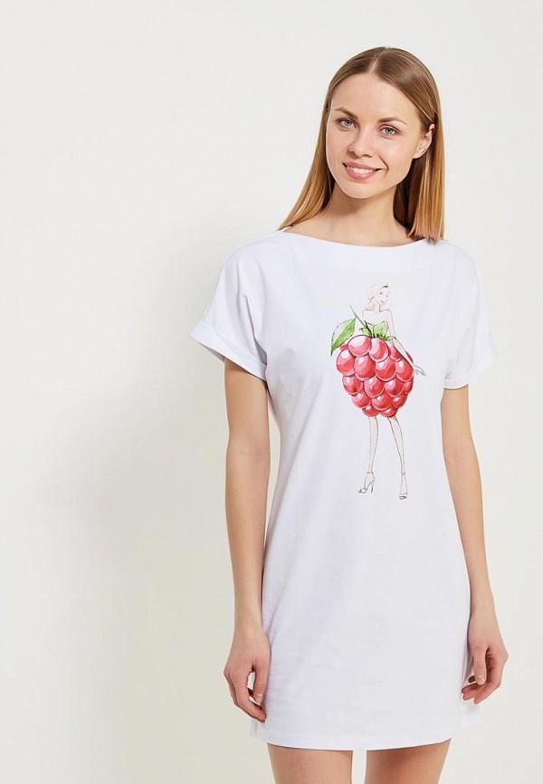 Купить Туника Fashion.Love.Story, MP002XW13KGM, белый, Весна-лето 2018