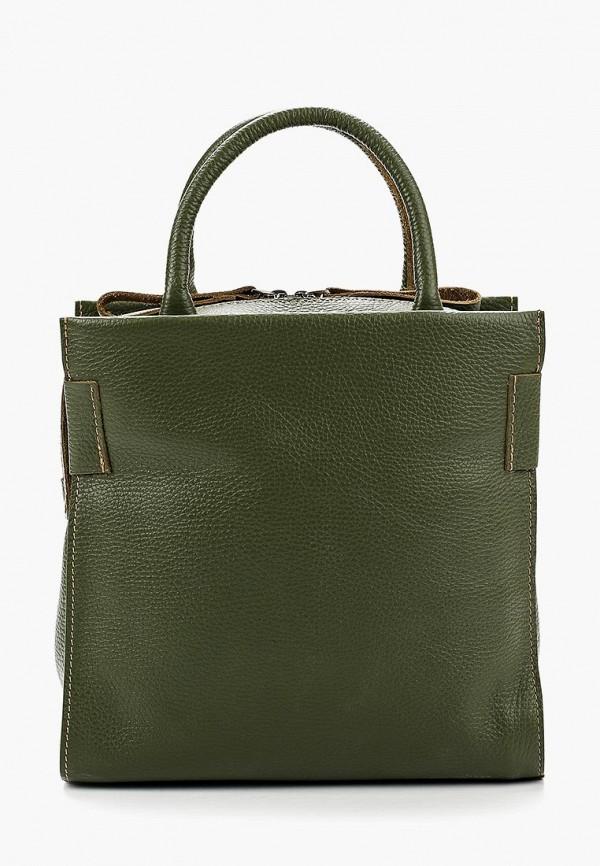 женская сумка duffy, зеленая