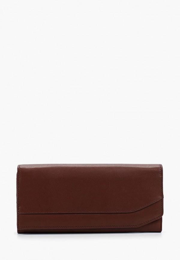 женский кошелёк olci, коричневый