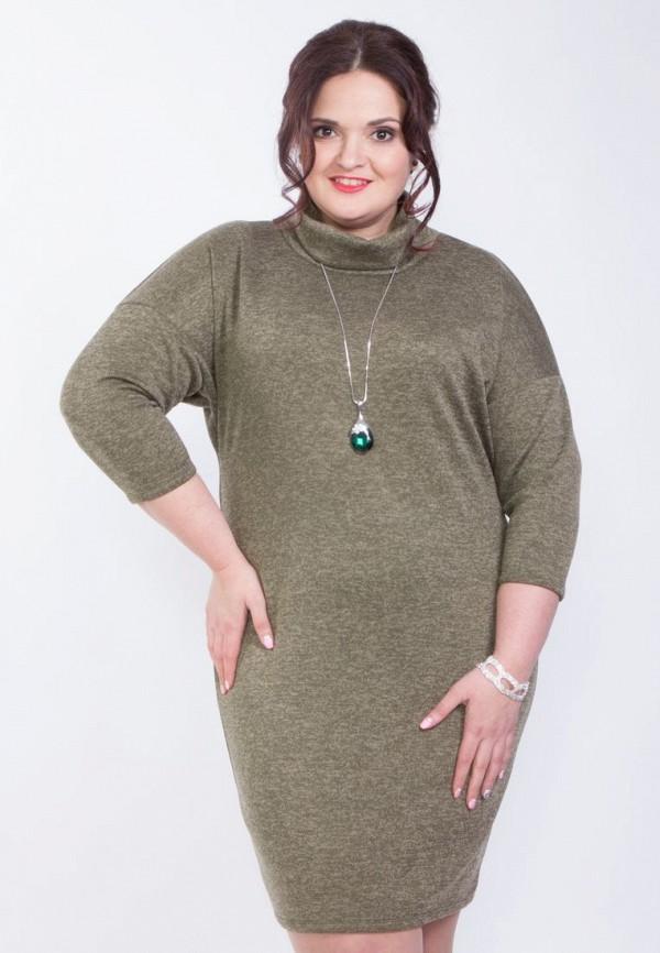 женское платье wisell, хаки