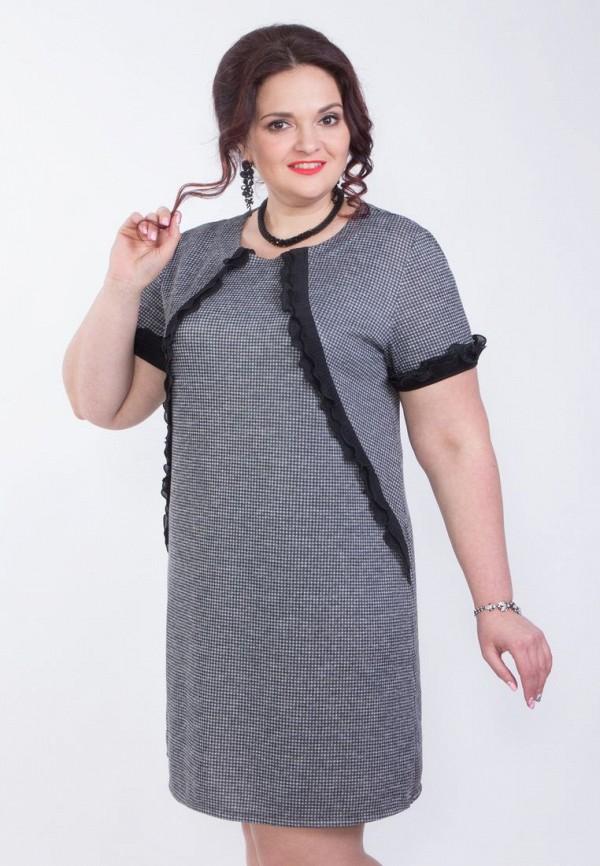 женское платье wisell, серое