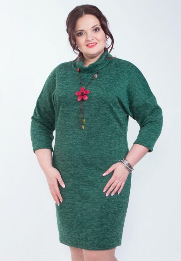 женское платье wisell, зеленое