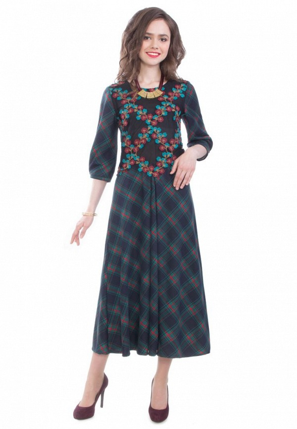 Платье Wisell Wisell MP002XW13L3J юбка wisell дивные цветы