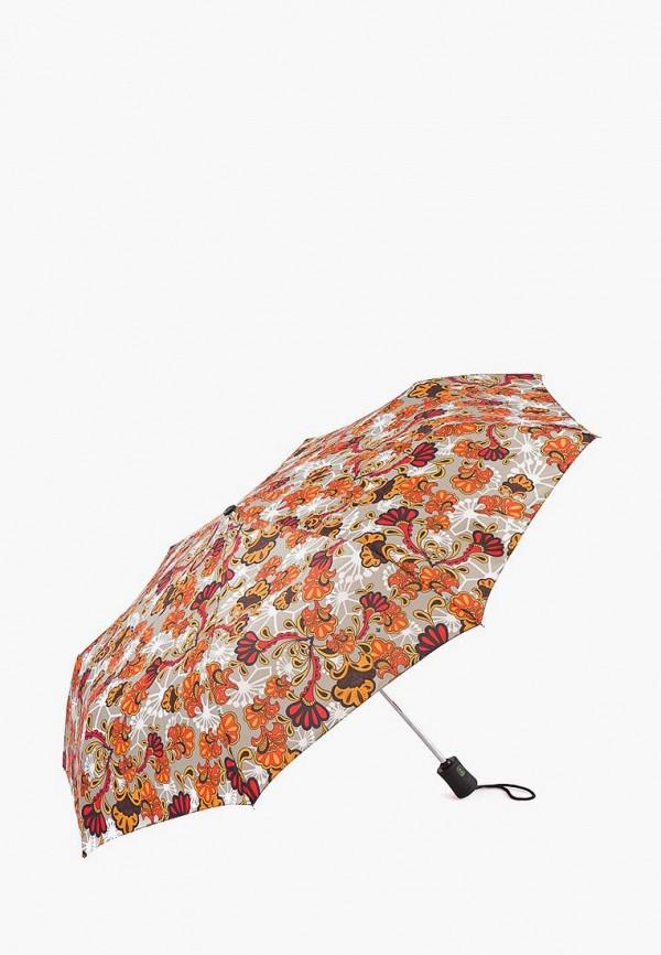 женский зонт fulton, бежевый