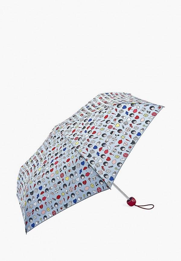 Зонт складной Fulton Fulton MP002XW13LAD зонт складной fulton fulton mp002xw15kut