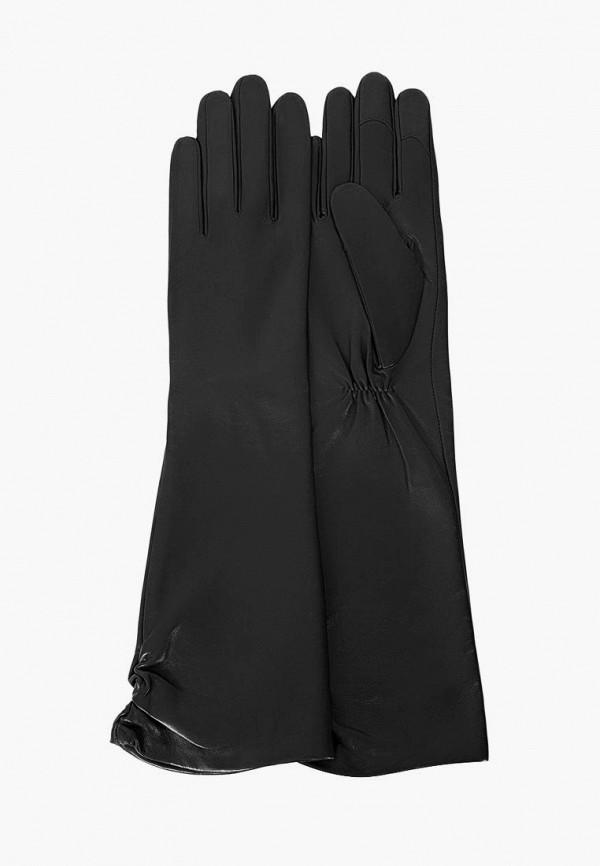 женские перчатки michel katana, черные