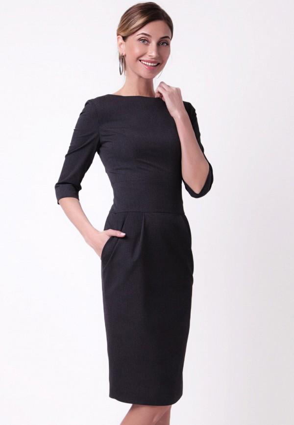 Купить Платье Olga Skazkina, MP002XW13LMV, серый, Осень-зима 2017/2018
