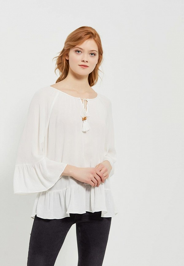Купить Блуза Colin's, MP002XW13LTO, белый, Весна-лето 2018