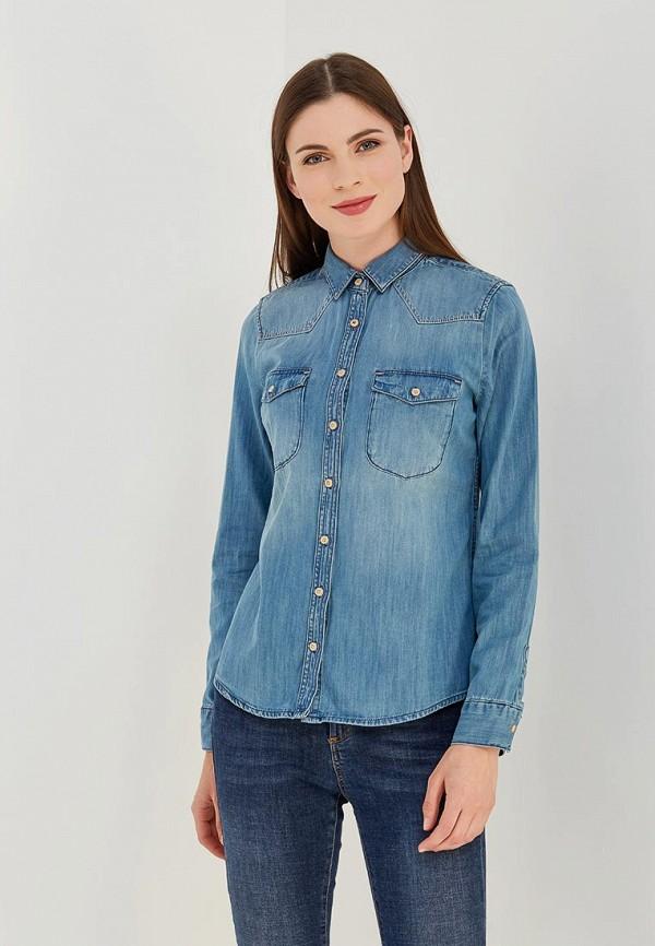 Рубашка джинсовая Colin's Colin's MP002XW13LU9 рубашка джинсовая dshe dshe mp002xw1av4c