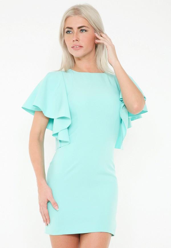 Купить Платье Lussotico, mp002xw13lzc, бирюзовый, Осень-зима 2017/2018