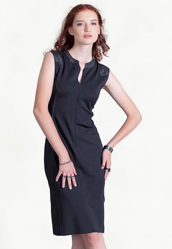 женское платье strygina, черное