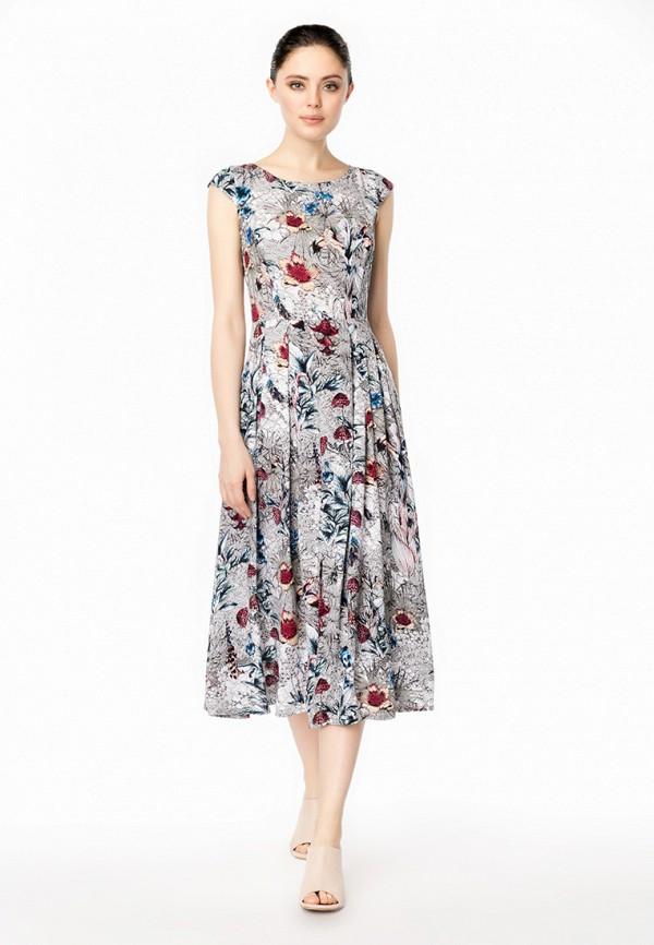 Купить Платье pompa, mp002xw13m8q, серый, Осень-зима 2017/2018