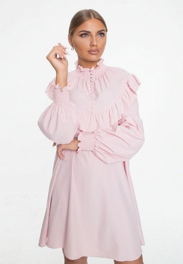 Купить Платье LMP, MP002XW13MB9, розовый, Осень-зима 2017/2018