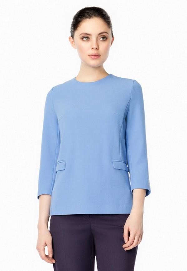 Купить Блуза pompa, MP002XW13MBS, голубой, Осень-зима 2017/2018