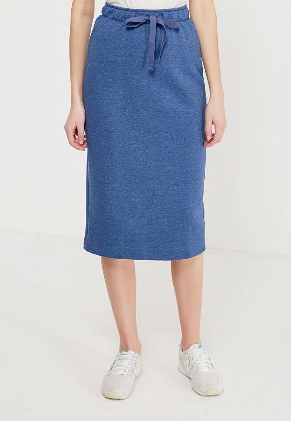 женская юбка ruxara, синяя