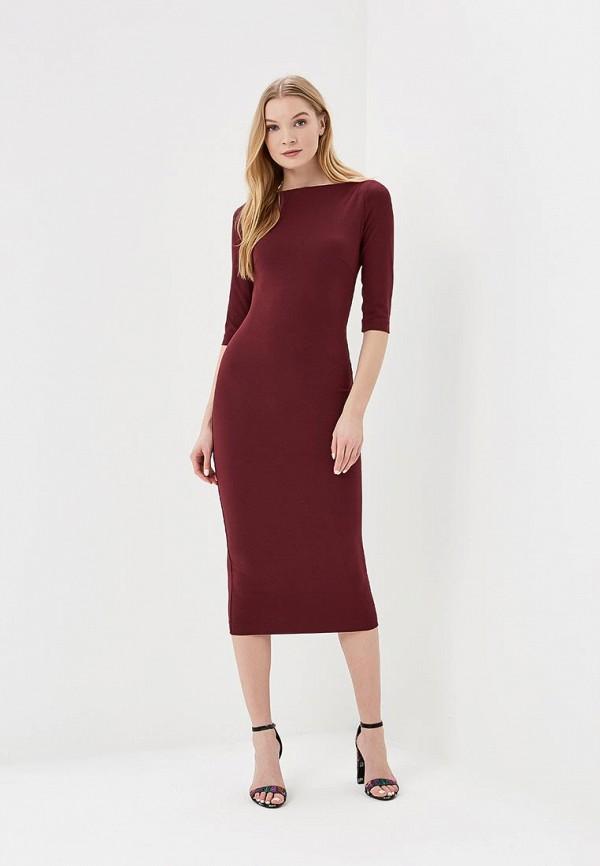 Купить Платье RUXARA, MP002XW13MR8, бордовый, Осень-зима 2017/2018
