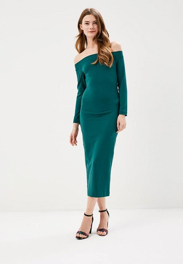 Купить Платье Ruxara, mp002xw13mro, зеленый, Осень-зима 2017/2018