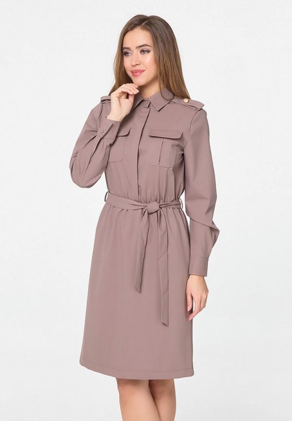 Купить Платье LMP, MP002XW13NC3, бежевый, Осень-зима 2017/2018