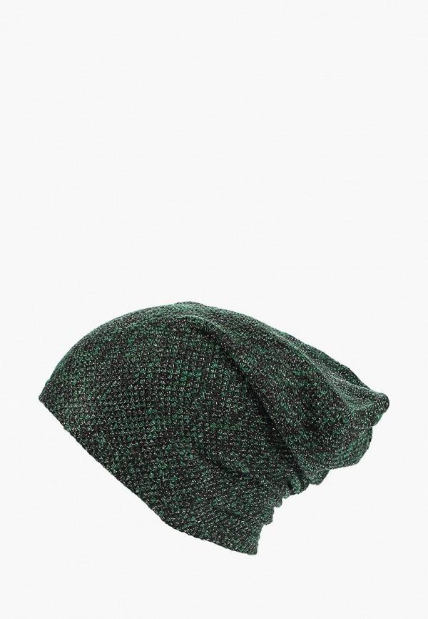 женская шапка sahera rahmani, зеленая