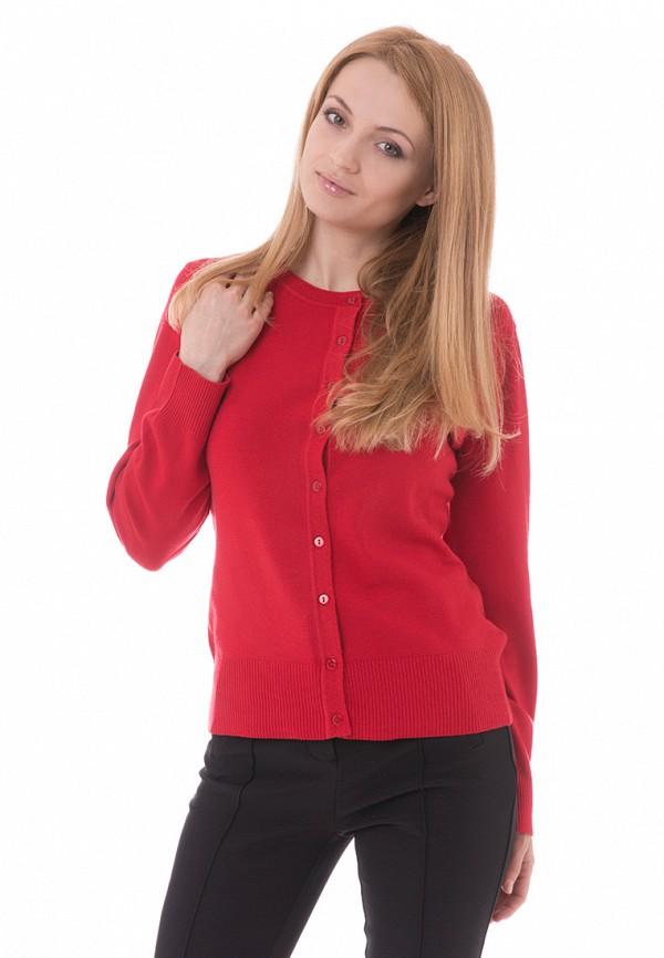 Купить Женский кардиган Sempre красного цвета