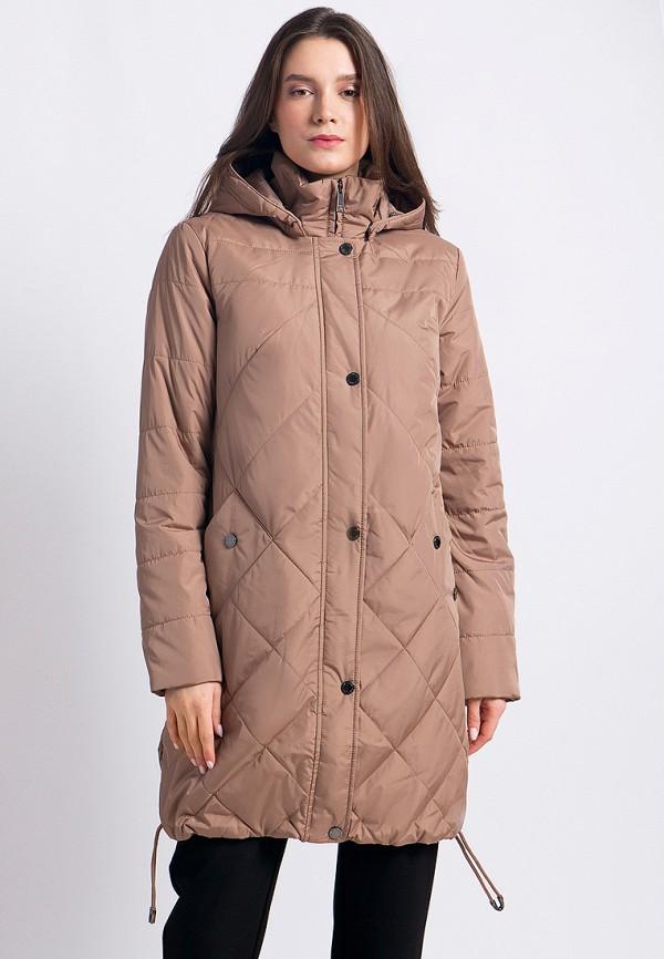 Купить Куртка утепленная Finn Flare, mp002xw13noi, коричневый, Весна-лето 2018