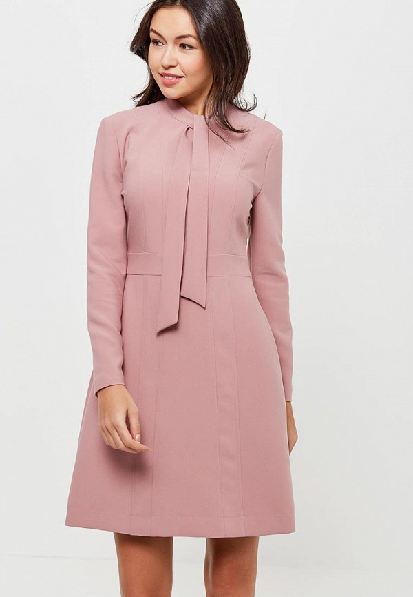 Купить Платье Villagi, mp002xw13nzv, розовый, Весна-лето 2018