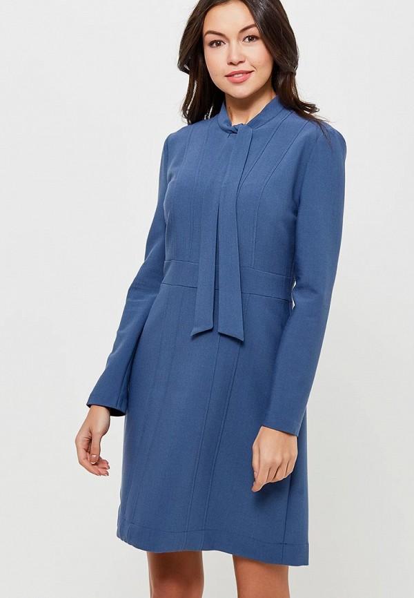 Купить Платье Villagi, mp002xw13nzx, синий, Весна-лето 2018