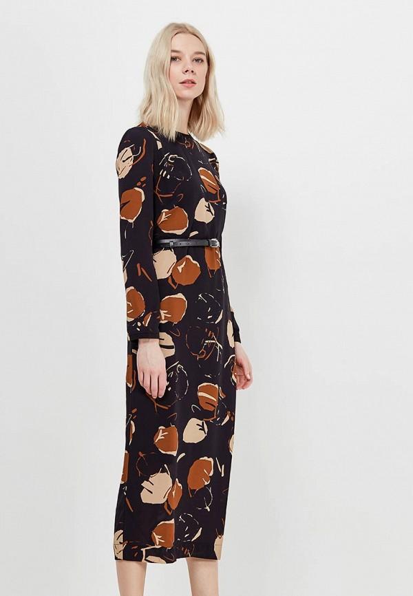 Купить Платье Villagi, mp002xw13o05, черный, Весна-лето 2018