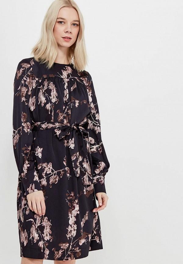 Купить Платье Villagi, mp002xw13o0b, черный, Весна-лето 2018