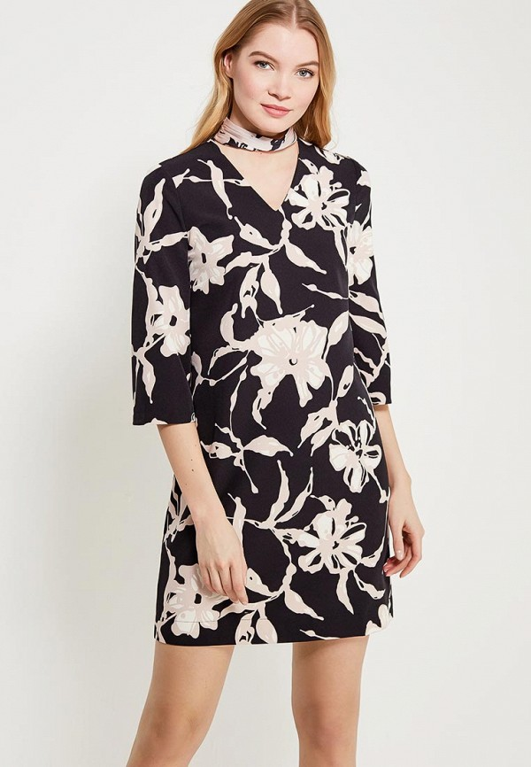 Купить Платье Villagi, mp002xw13o1l, черный, Весна-лето 2018