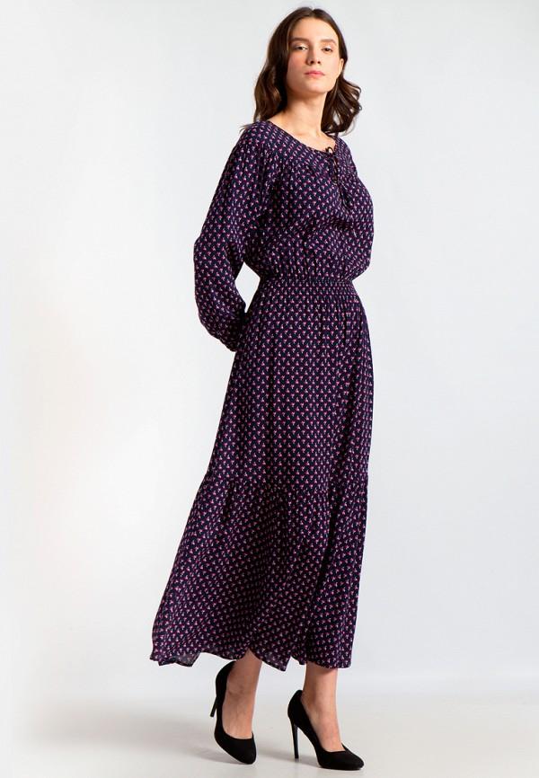 Купить Платье Finn Flare, MP002XW13O5J, синий, Осень-зима 2017/2018