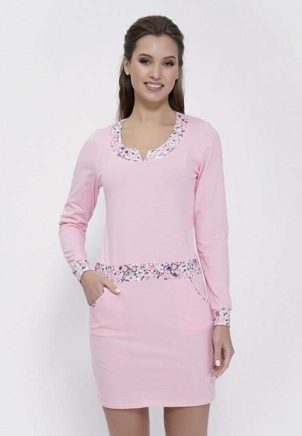 Платье домашнее Cleo Cleo MP002XW13O9Q платье cleo cleo mp002xw0txi3
