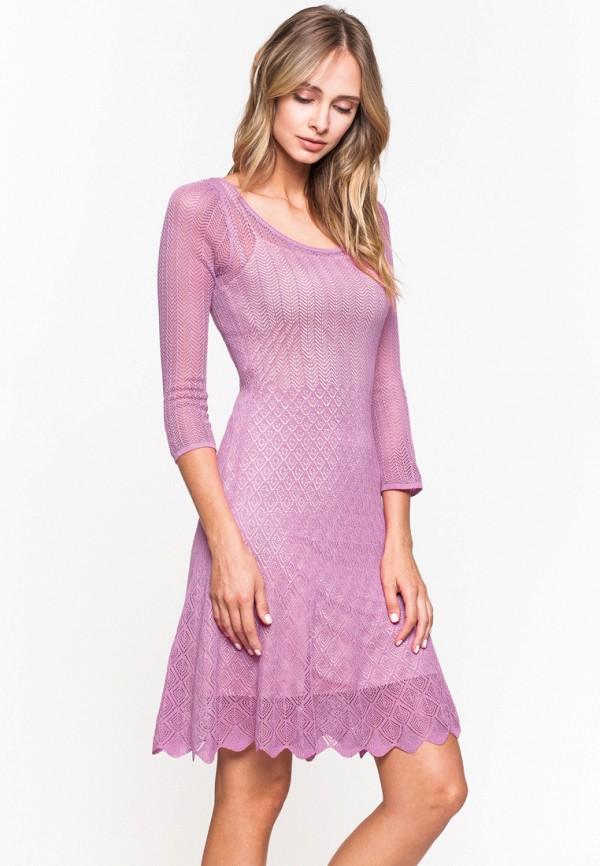 женское повседневные платье jacote, розовое