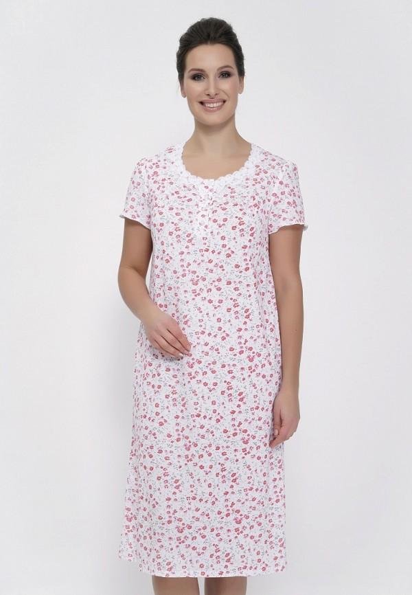 Сорочка ночная Cleo Cleo MP002XW13OP5 ночная сорочка ася бордовая