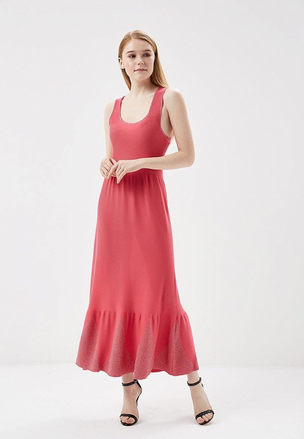 женское платье jacote, розовое