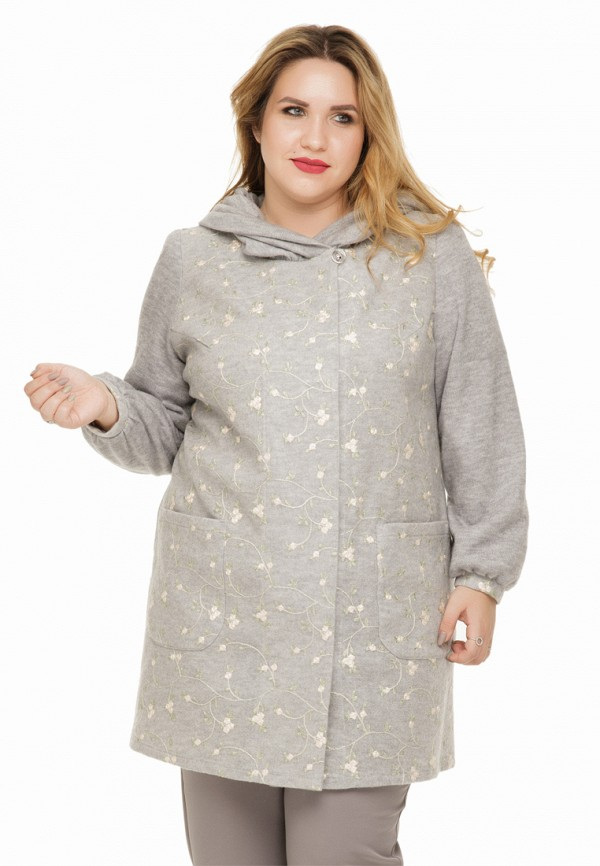 Пальто Gorda Bella Gorda Bella MP002XW13OQY цена 2017