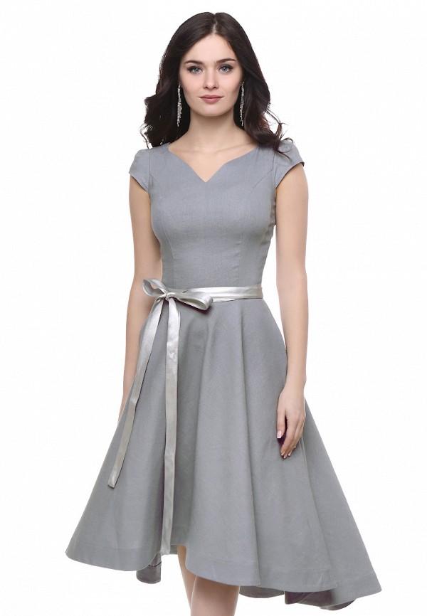 Платье Grey Cat Grey Cat MP002XW13OYK grey